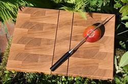 Individuelle Schneidbretter aus Holz