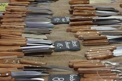 Messer- und Scherenschleifer
