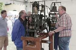 Restaurierung von Uhrwerken